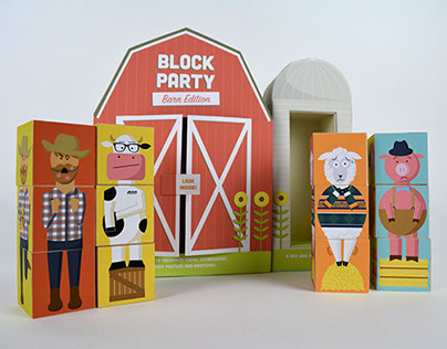 Block Party: Barn Edition