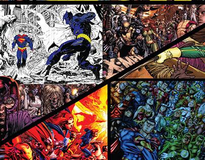 Comic Con Event Poster