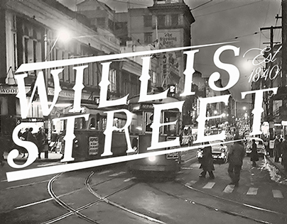Visual Research: Willis Street