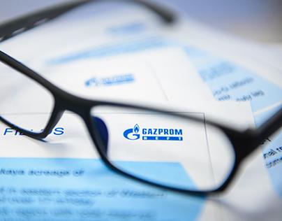 Gazprom Neft corporate website