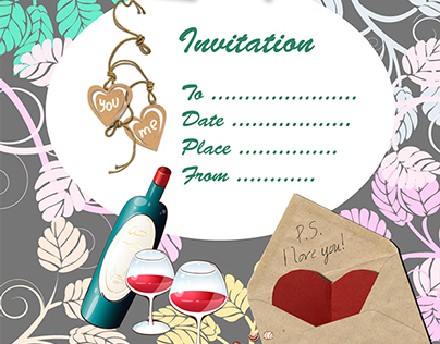 Nice Engagement Party Invitations