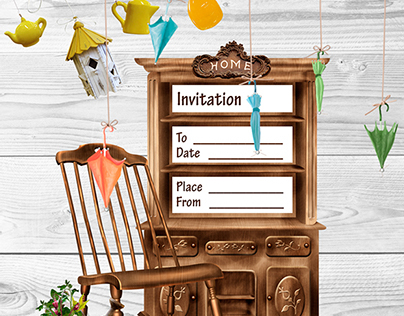 Nice Housewarming Party Invitations