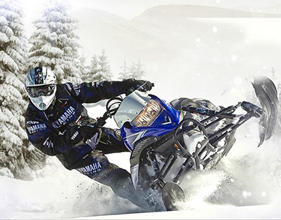 Снегоходы Yamaha