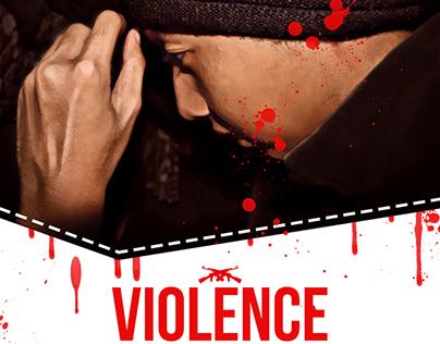 POSTER MOVIE [fake] : VIOLENCE