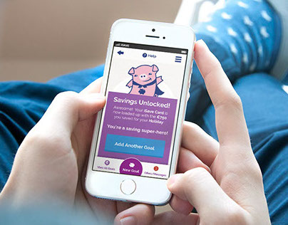 iSave - Branding, Illustration, App & Website Design
