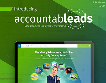 Accountable Ads - Branding / Web Design