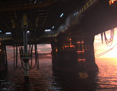 TV Globo - Iron Island