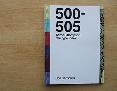 500-505 Aarne-Thompson tale type index