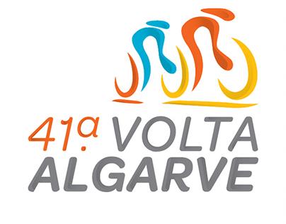 Logo Volta ao Algarve