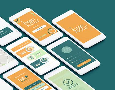 Bap Now UI/UX Concept
