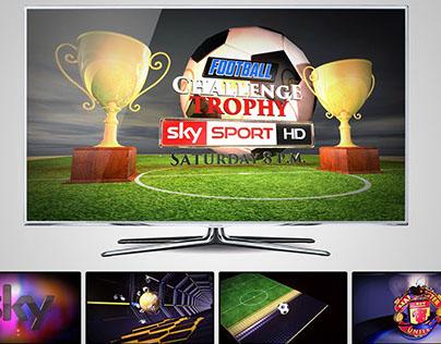 Football Challenge Trophy - Sky Sport HD