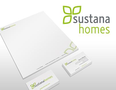 Identity Refresh: Sustana Homes