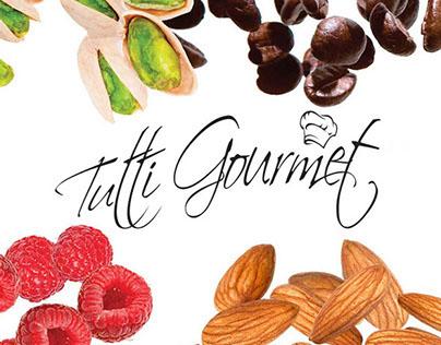 Tutti Gourmet Website Design