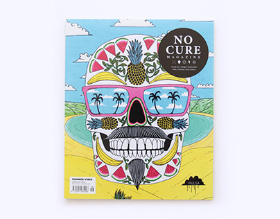 No Cure Magazine issue 6 'Summer Vibes'