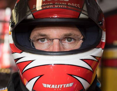 Doug Kalitta for Silhouette Eyewear