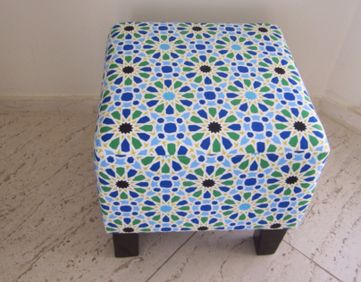 Ottomans by MInt