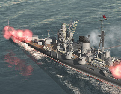 Imperial Japanese Navy's Cruisers-2