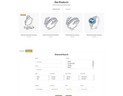 Customize Web Template