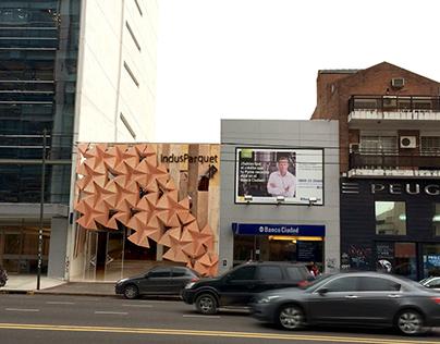 Parametric Design - Flooring Store