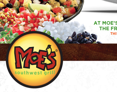 Moe's | Raise The Salsa Bar