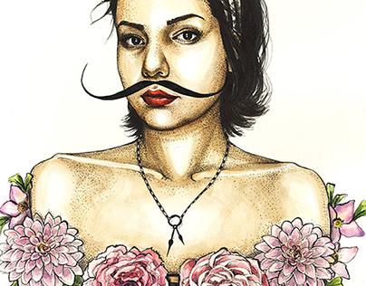 Denise the Artist