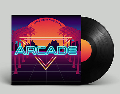 arcade | illustration