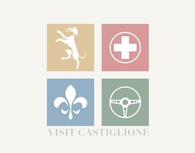 Visit Castiglione - brand