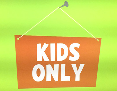 PBS KIDS Headline Fonts