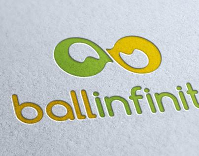 Ball Infinity Logo Template