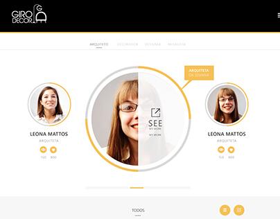 Girodecor website