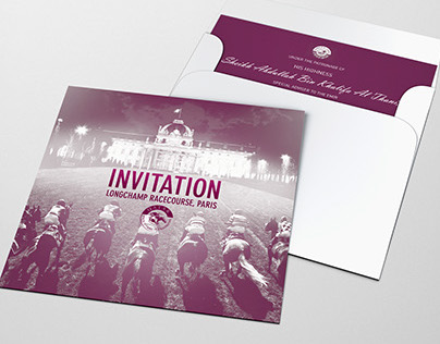 Carte Invitation Qatar