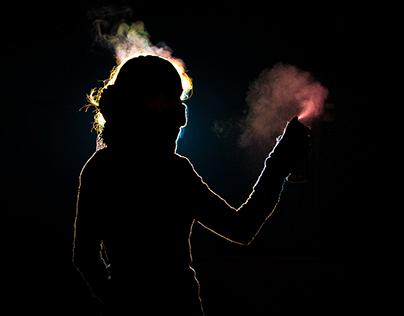 Eva after dark