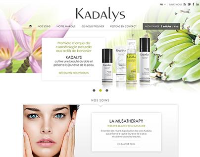 Kadalys - Web design