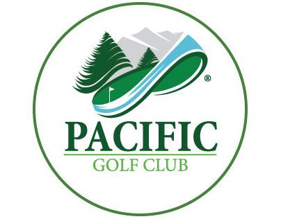 Pacific Golf Club - Logo design