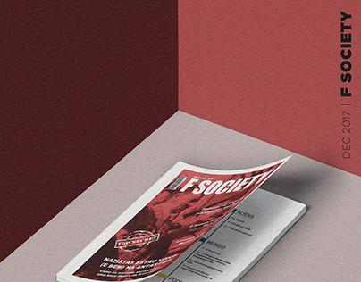 Revista F Society