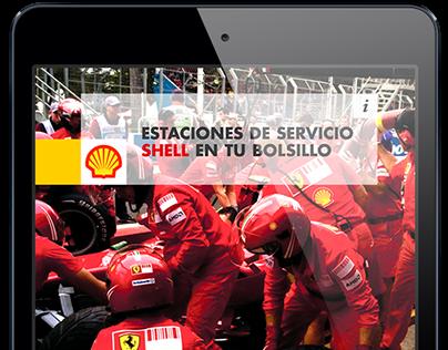 Shell App for iPad