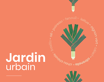 Jardin Urbain - Design Social