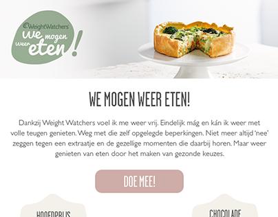 Weight Watchers - We Mogen Weer Eten!