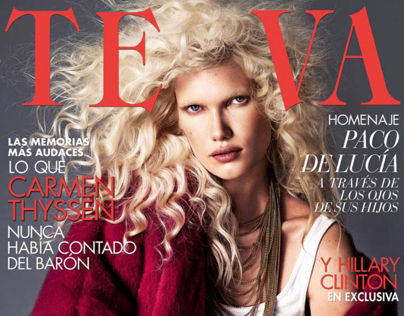One-page spreads - TELVA