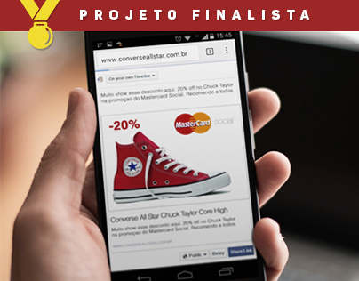 Desafio MasterCard Digital Commerce Shift 2014.