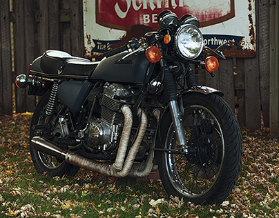 Cafe Racers of Instagram to Redwing, MN