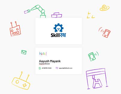 Skill Rath | Branding and Identity