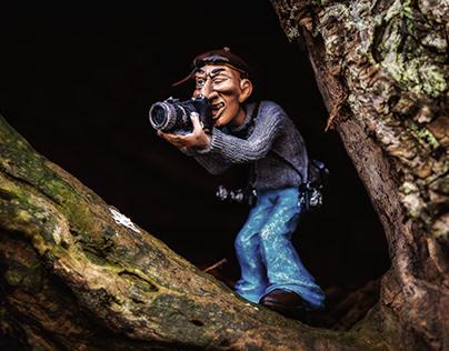 Die Abenteuer des Fotografen P.J.Sniper