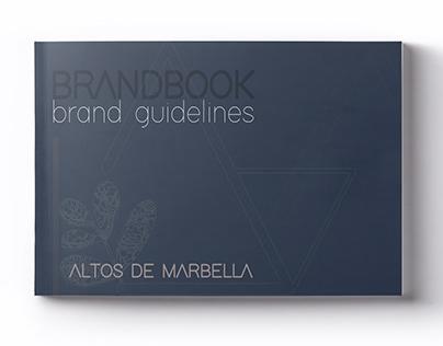 BRANDBOOK ALTOS DE MARBELLA