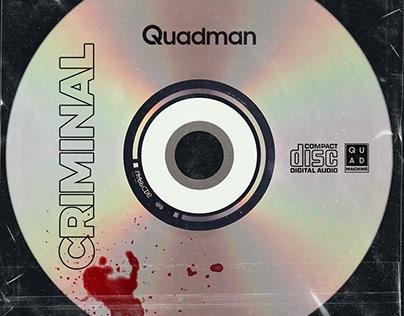 Quadman - Criminal [Cover]