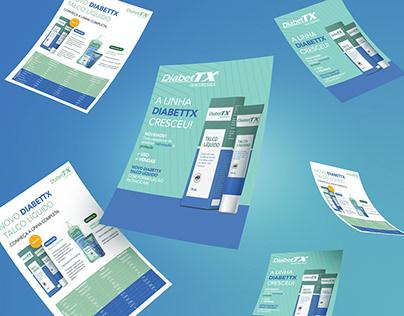 Lâmina de Vendas | DiabetTX