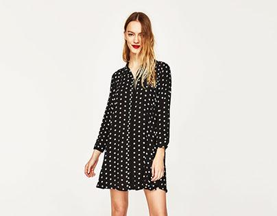 Print Zara Woman Spring 2017