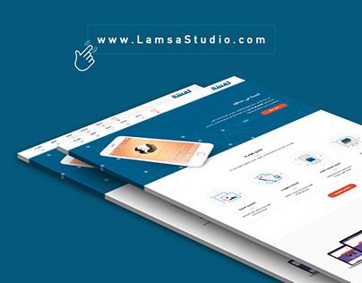 Lamsa Studio | Web Design