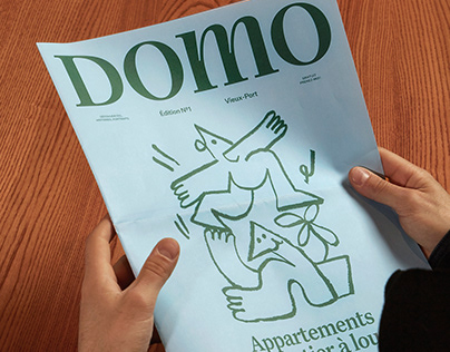 Domo Neighborhood Apartments - Brand
