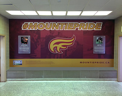 Mount Allison University - Athletes Wall